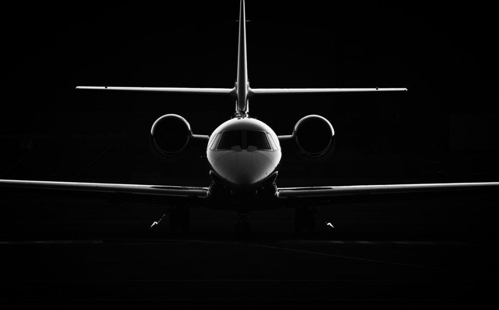 las vegas charter aircraft