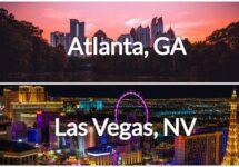 Atlanta to Las Vegas