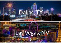 Dallas to Las Vegas