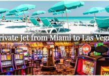 Miami to Las Vegas