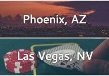 Phoenix to Las Vegas