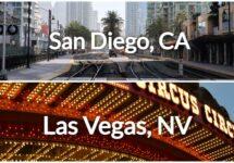San Diego to Las Vegas